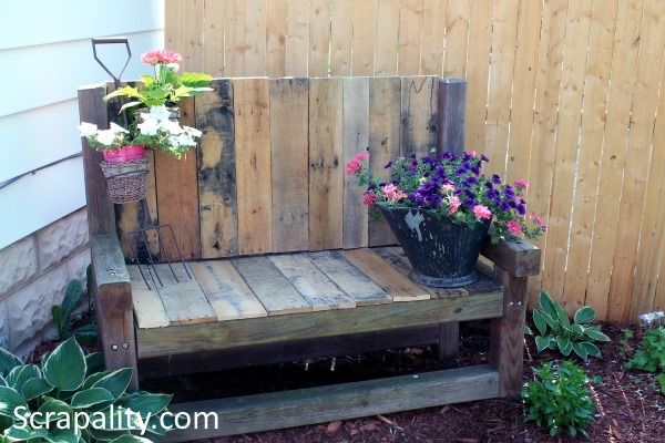Add-Reclaimed-Wood-to-Old-Bench