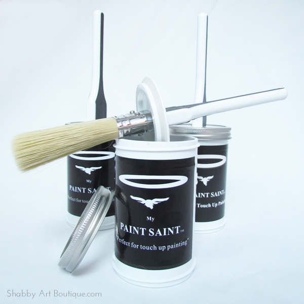 Shabby Art Boutique - My Paint Saint 3