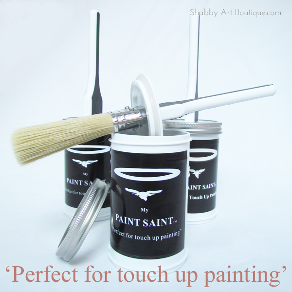 Shabby Art Boutique - My Paint Saint - perfect for touch up painting