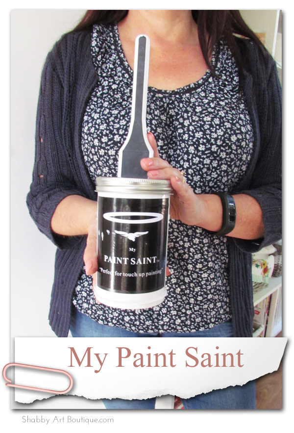 Shabby Art Boutique - My Paint Saint
