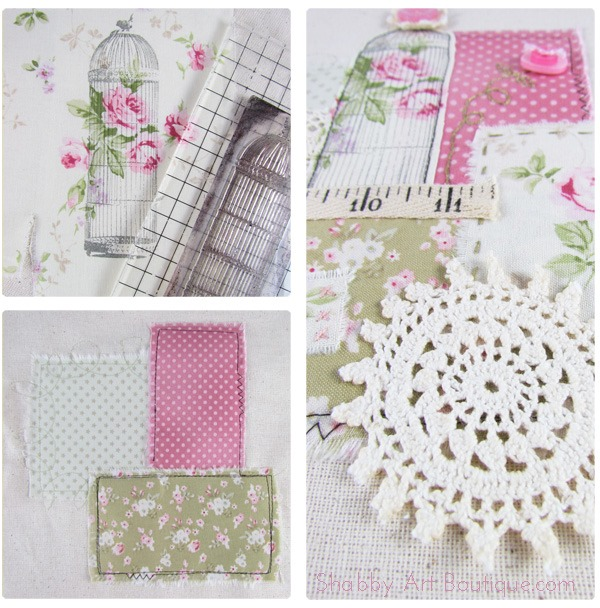 Shabby Art Boutique - shabby scraps 2