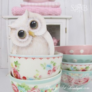 It's the little things… like GreenGate and Owls