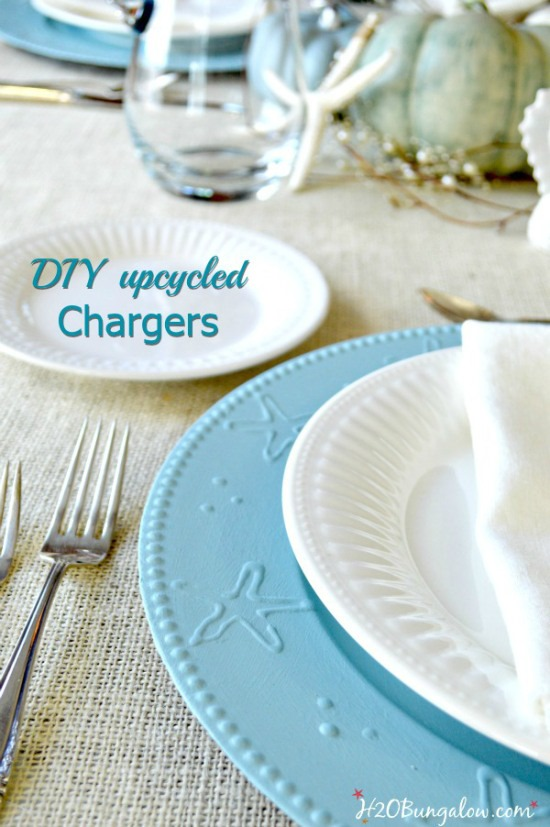 DIY-upcycled-painted-chargers-H2OBungalow