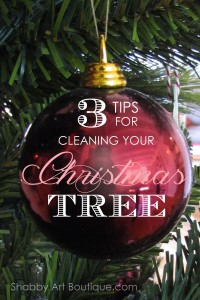 3 Tips for preparing your tree for decorating