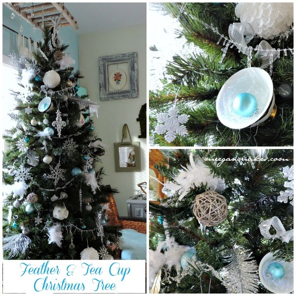 Feather-Tea-Cup-Christmas-Tree