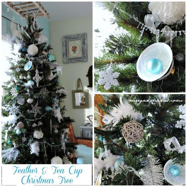 Feather-Tea-Cup-Christmas-Tree