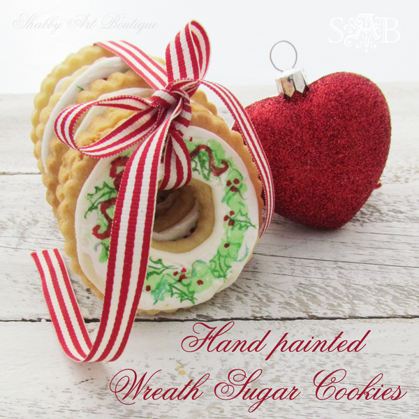 Shabby Art Boutique Cookie Exchange 1