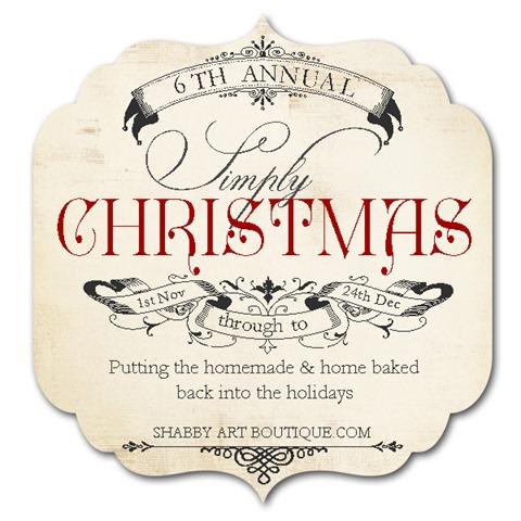 Shabby Art Boutique - Simply Christmas 2015