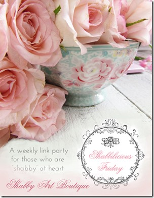 Shabby Art Boutique - check out my free Shabbilicous Friday Feature magazine