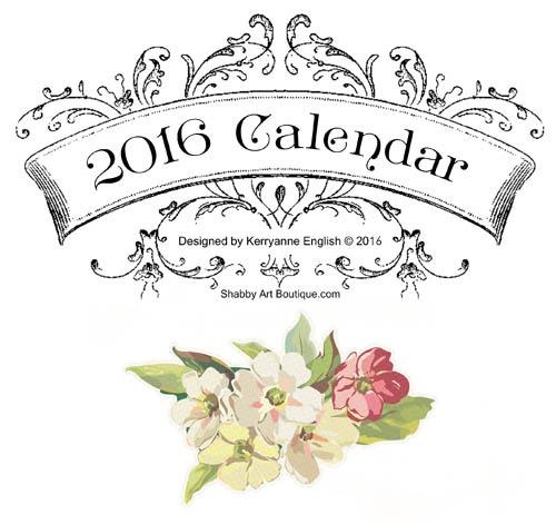 WD-calendar