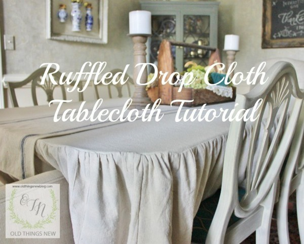 Ruffled-Drop-Cloth-Tablecloth-Tutorial
