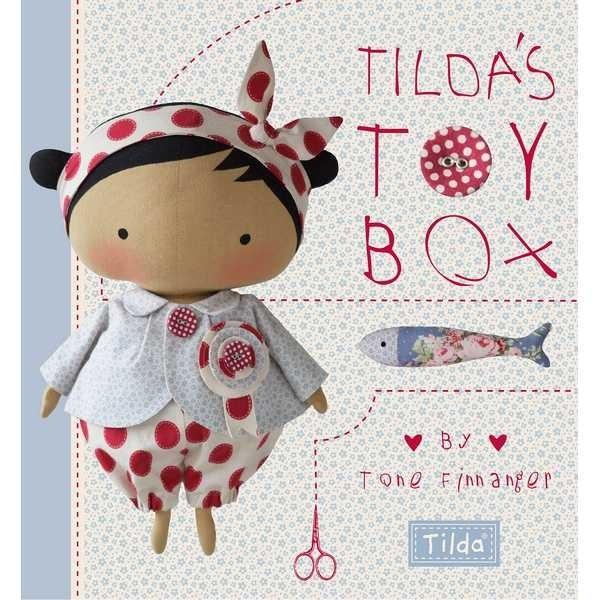 Tildas Toy Box - book