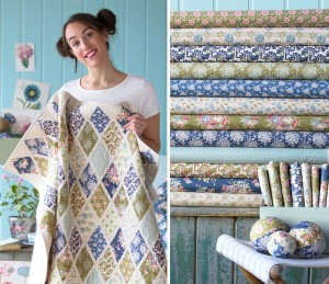 Shabby love is… 3 free quilt patterns!