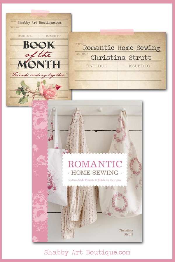 Shabby Art Boutique - Book of the Month April