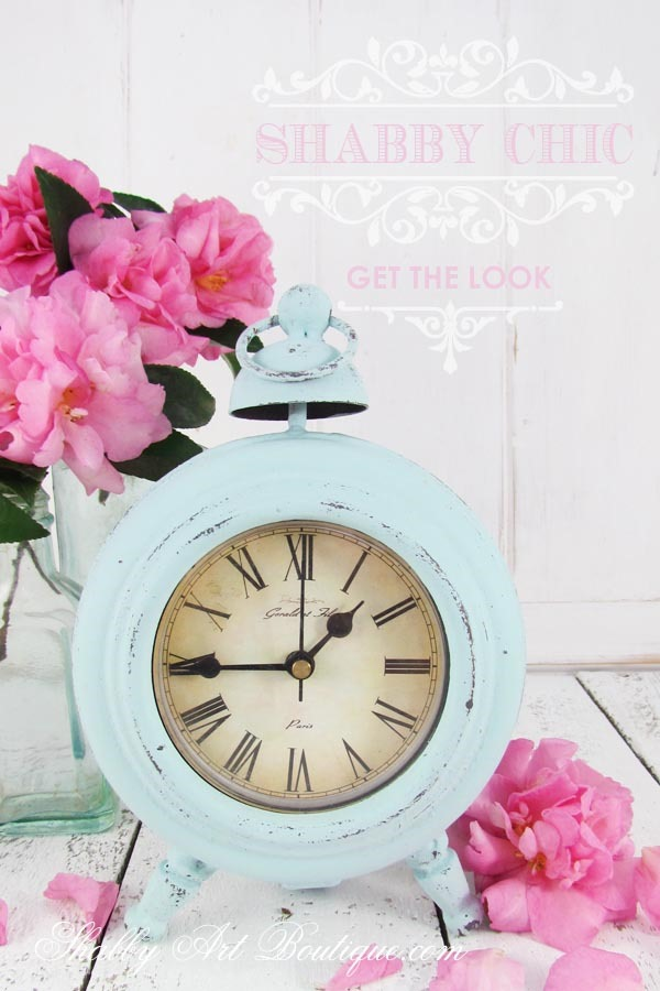Shabby Chic Get The Look Shabby Art Boutique