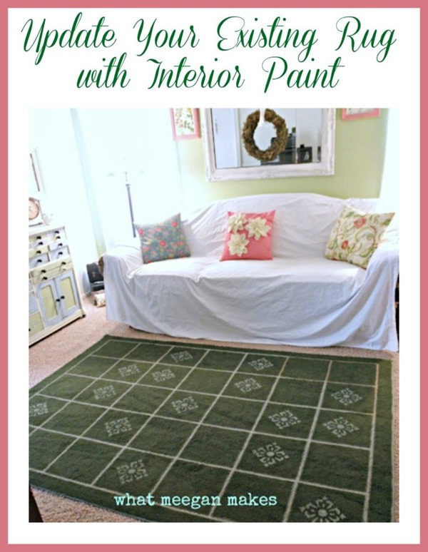 Update-Your-Existing-Rug-with-Interior-paint-768x990