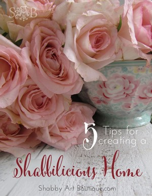 Shabby Art Boutique -  free sign-up eBook