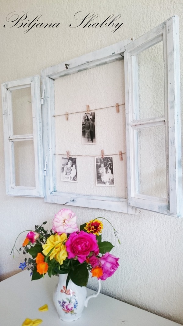Shabby Chic vintage window