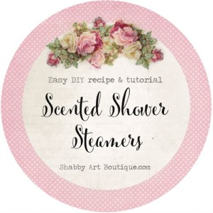 DIY: Scented Shower Steamers
