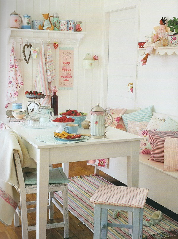 Sew pretty homestyle shabby art boutique for Pretty project
