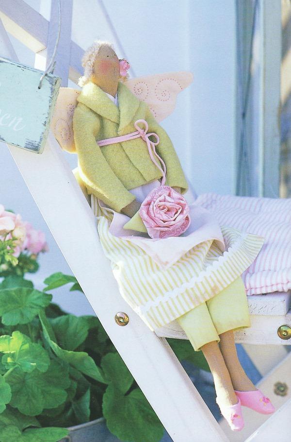 Sew Pretty Homestyle - doll