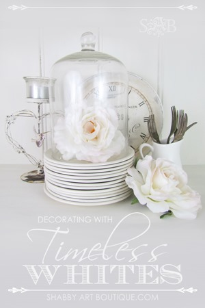 Timeless White Styling by Shaby Art Boutique copy