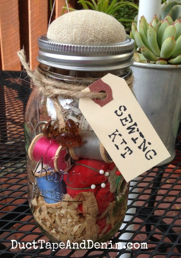 Finished-Anthropologie-inspired-mason-jar-sewing-kit-DuctTapeAndDenim.com_