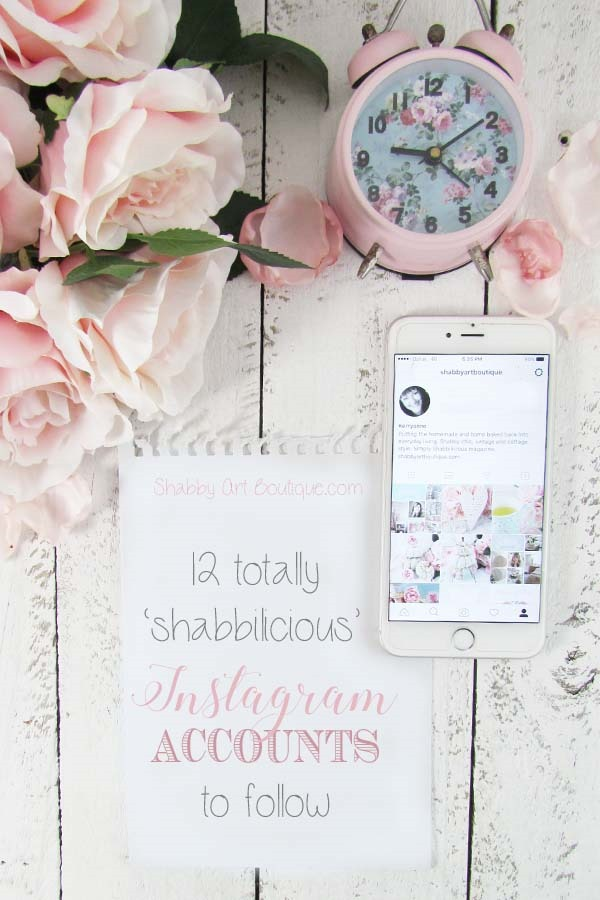 My 12 favourite shabbilicious Instagram Accounts to follow