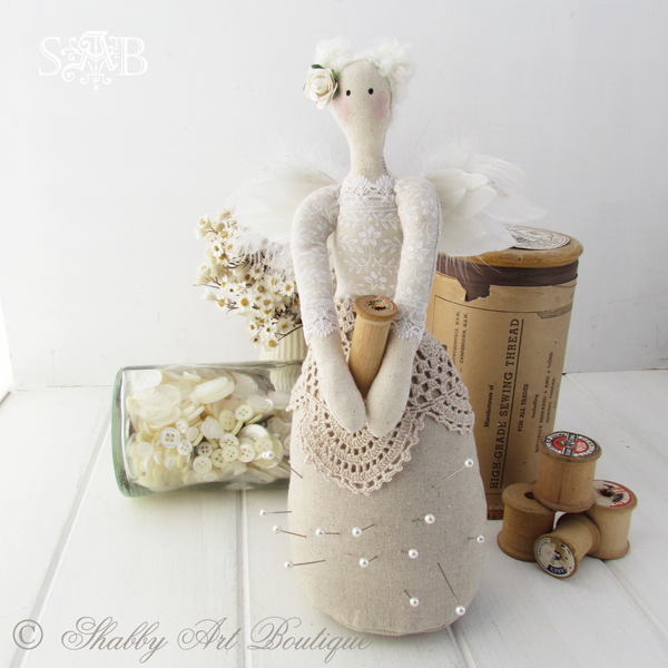 Shabby Art Boutique Pin Cushion Angel 3_edited-1