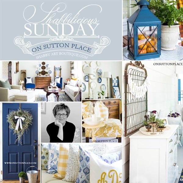Shabbilicious Sunday - On Sutton Place - 720