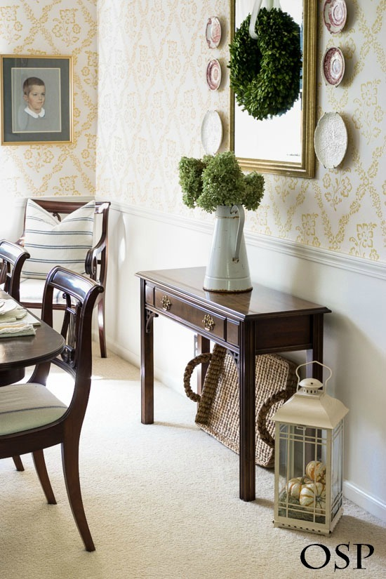 fall-dining-room-decor-easy