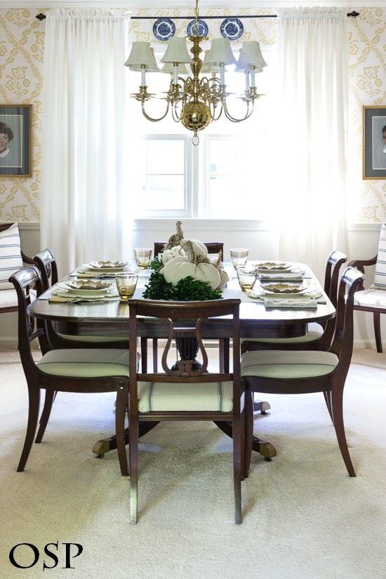 Shabbilicious sunday on sutton place shabby art boutique for Dining room decor 2016