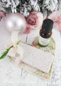 DIY – Aroma Stone for Essential Oils