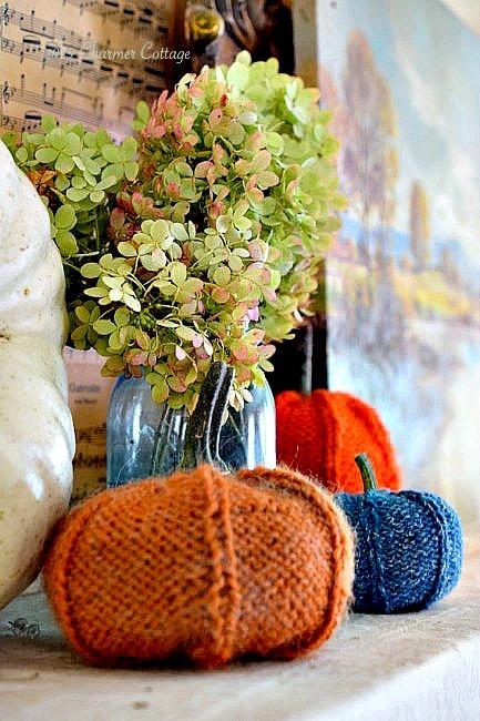 Hydrangea-Rust-Blue-Pumpkins