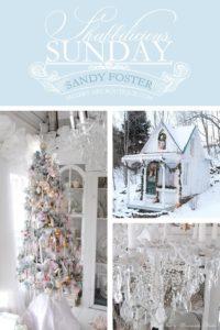 Shabbilicious Sunday – Sandy Foster's Tiny House