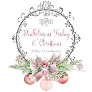 Shabbilicious Friday and Christmas Link Party #250