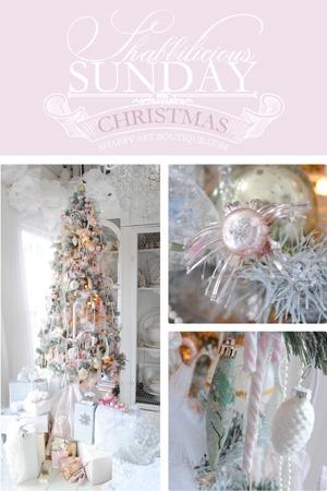 Shabbilicious Sunday - Christmas tree round up