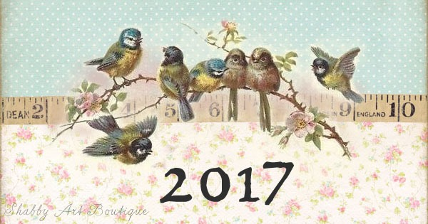 2017-Shabby Art Boutique
