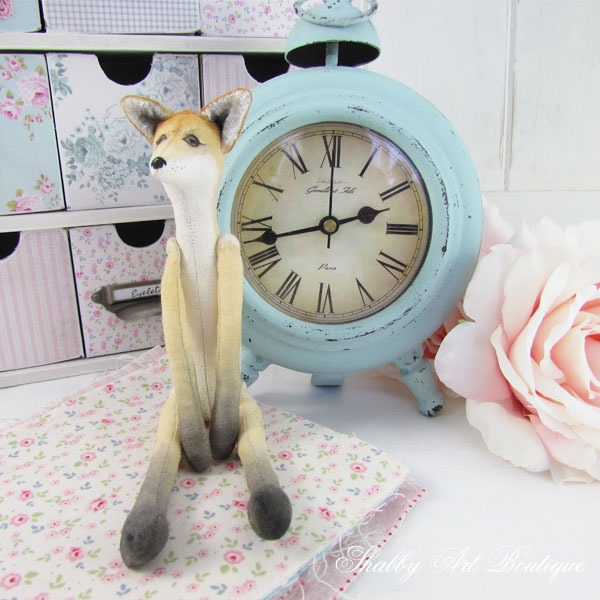 Foxie made by Shabby Art Boutique