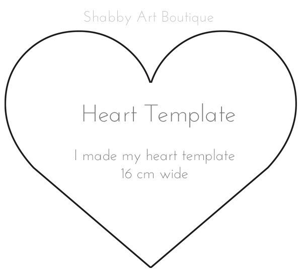 I Heart You Shabby Art Boutique