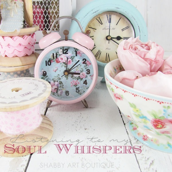 Soul whispers by Shabby Art Boutique