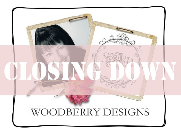 Woodberry Designs closing down