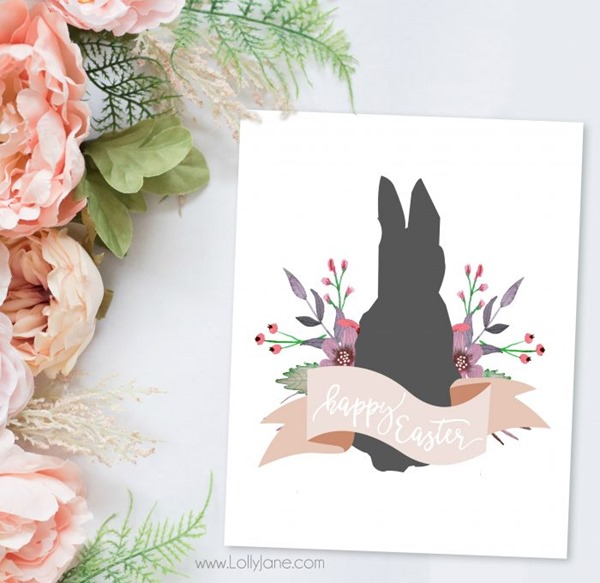 Happy-Easter-Printable-Bunny-Art-Lolly-Jane-700x680