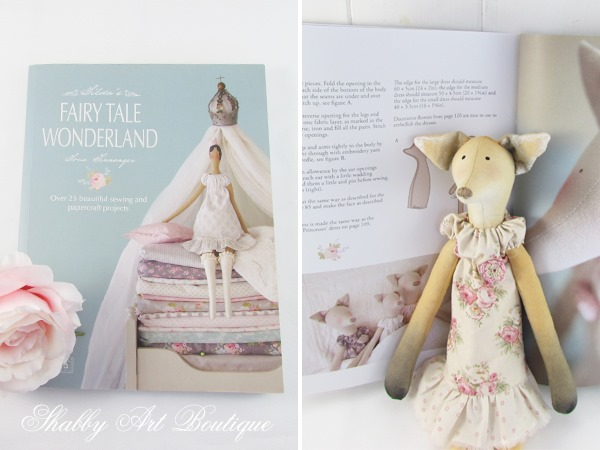 How to make Foxie Ladies - Shabby Art Boutique