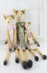 Foxie Ladies