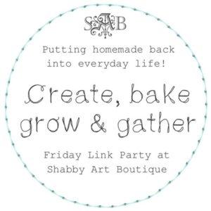 Create, Bake, Grow & Gather Party #283