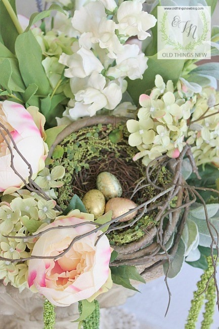 Spring-Easter-Floral-Arrangement-Nest