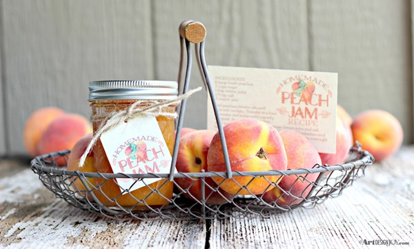easy-to-make-peach-jam-gifts