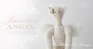 DIY – Pincushion Angel