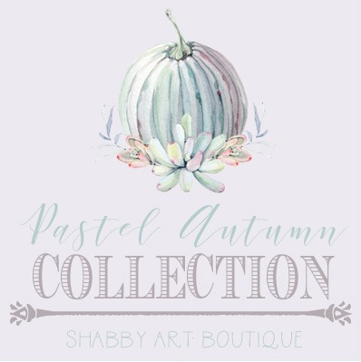 New Pastel Autumn Collection by Shabby Art Boutique